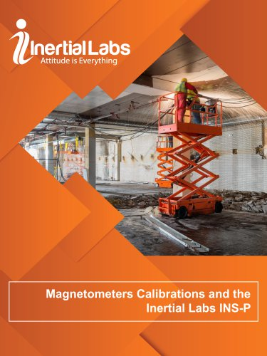 Magnetometers Calibrations and the Inertial Labs INS-P