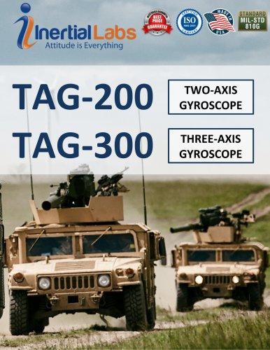 TAG - Two & Three Axis Gyros