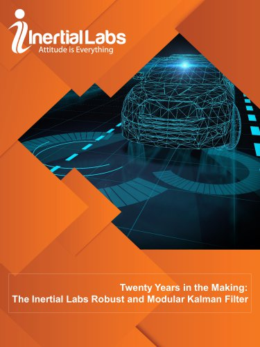 Twenty Years in the Making: The Inertial Labs Robust and Modular Kalman Filter