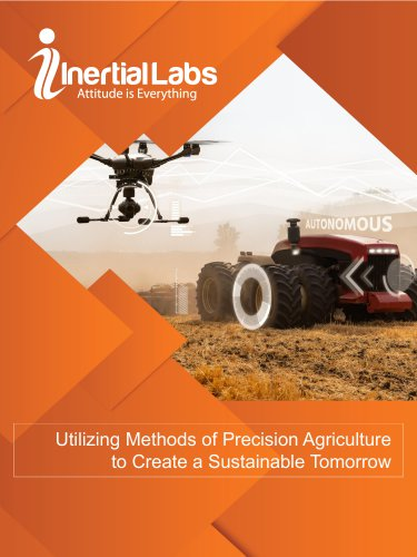 Utilizing Methods of Precision Agriculture to Create a Sustainable Tomorrow