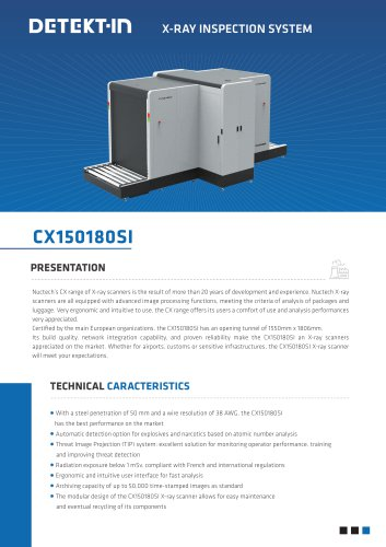 CX150180SI