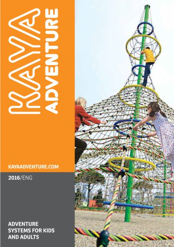 Adventure systems for kids and adults