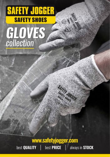 Gloves catalog europe