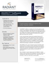 INSPECT™ R1 Software Toolkit for Advanced Machine Vision Inspection - 1