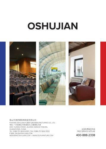 Oshujian 34 Airport Seating waiting chair
