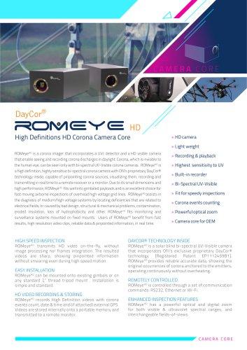 DayCor® ROMEYE HD