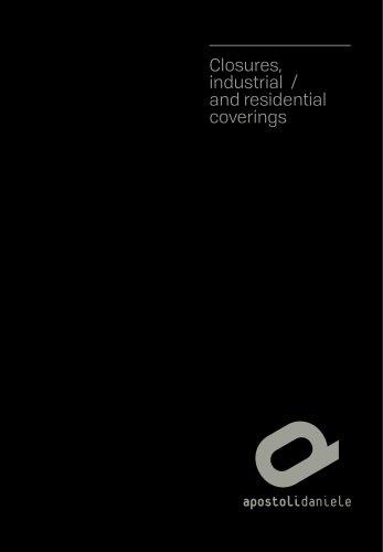 Apostoli Daniele - Closures, industrial and residential coveringsndustrial and residential coverings