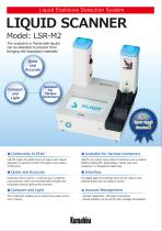 Liquid Scanner - LSR-M2 Kumahira