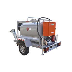 carro de abastecimento de combustível rebocável / para aeroporto