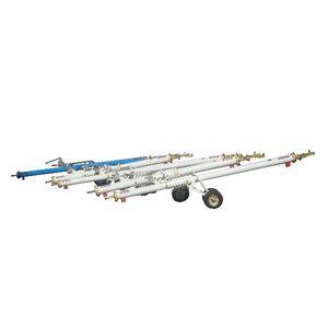 barra de reboque tracionada por veículo / para avião / para aeroporto