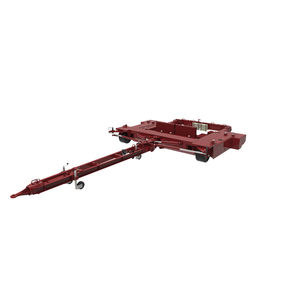 barra de reboque tracionada por veículo / para avião comercial / para aeroporto