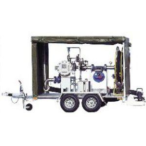 bomba de abastecimento de combustível rebocável / para aeroporto