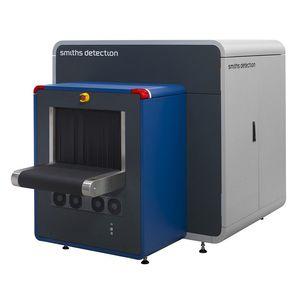 scanner para bagagem de mão / CT / para detecção de explosivos / com transportador