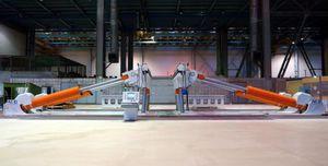 prensa mecânica / de conformação / para aeronáutica / CNC