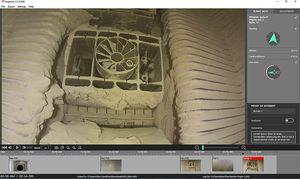 software viewer / de análise de imagens / de medição / de inspeção