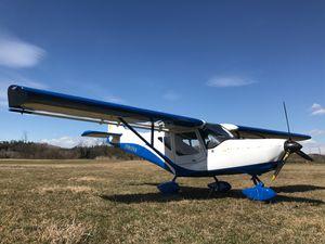 aeronave leve esportiva de 2 lugares / com motor de 4 tempos / para escola / de vigilância