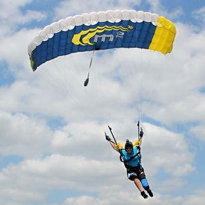 dispositivo de abertura automática de paraquedas para especialista / para salto duplo (tandem)