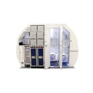 banheiros para aviões