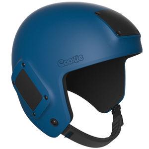 capacete para paraquedismo / aberto / com apoio mentoniano / com suporte para câmera