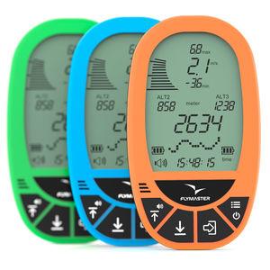 variômetro digital / portátil / para paramotor / para ultraleve trike