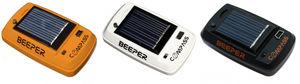 variômetro eletrônico / alimentado a energia solar / portátil / para avião