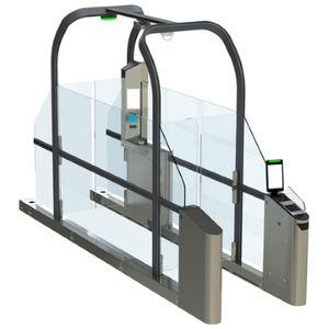 sistema de controle automático de fronteiras para aeroporto / com leitor biométrico / com leitor RFID / com leitor de passaportes