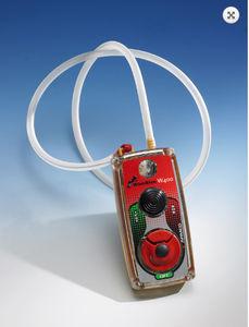 radiobaliza de localização pessoal com GPS integrado