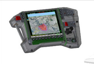 rádio-controle para drone