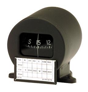 bússola magnética montado em painel / para avião