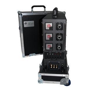 banco de carga resistivo / para fonte externa de solo (GPU) / aeronáutico / móvel