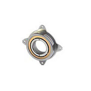 rolamento de esferas / de contato angular / rígido / para avião comercial