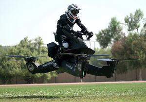 moto voadora