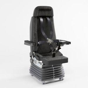 assento para cabine de avião / para piloto / com braços