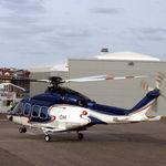 porta para hangar para helicóptero