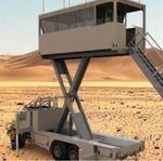 torre de controle móvel