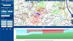 software de planejamento de voo