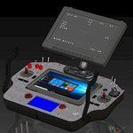 estação de controle de solo para drone
