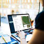 software de planejamento / de gestão de dados / de controle / para drone