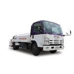 caminhão de limpeza de toaletes autopropelido